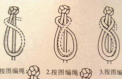 如何制作盘扣:古典旗袍盘扣的编法图解教程