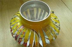 易拉罐灯笼制作方法图解教程 简单5步易拉罐做灯笼