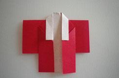 手工折纸衣服大全 怎么折短袖衬衫