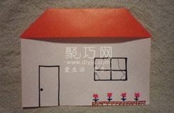 儿童折纸房子大全 教你简单三步怎么折小房子