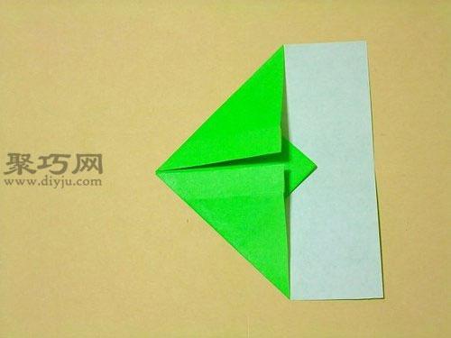 简单叠飞机的方法图解教程
