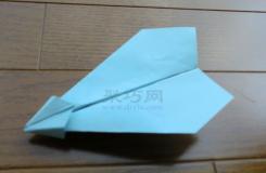 喷气式飞机的折法图解 怎么折纸复仇者飞机